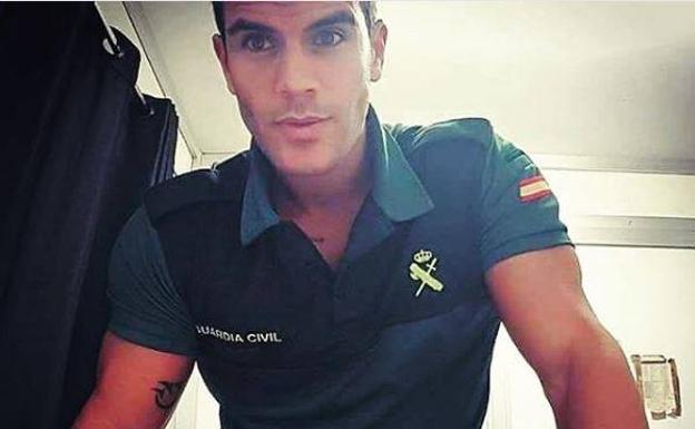 El guardia civil murciano que se ha hecho viral en la red