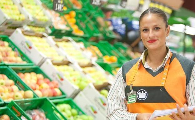 1aa7ce58e48 Cómo trabajar en la nueva tienda online de Mercadona   La Verdad