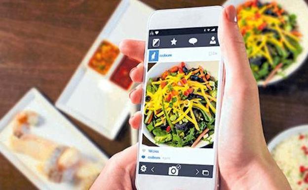 Resultado de imagen para fotos de comida instagram