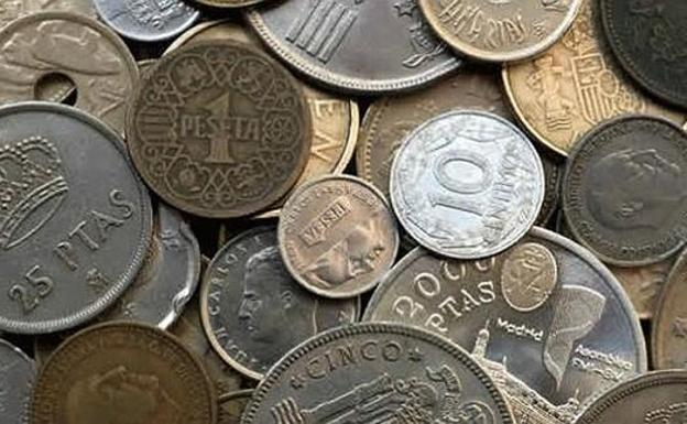 Si tienes una de estas pesetas puedes ganar hasta 20.000 euros | La Verdad