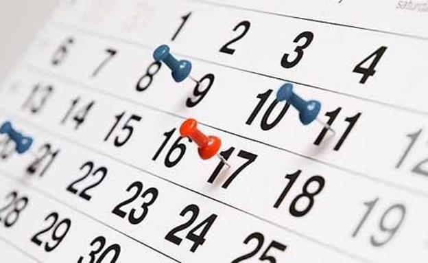 Resultat d'imatges de calendario
