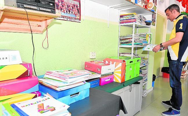 31ebe411c2b El plazo para pedir las ayudas para material escolar termina el 22 de junio