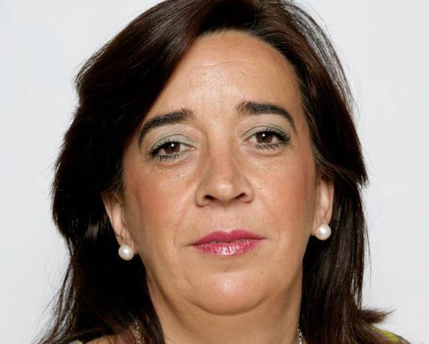 María Dolores Vicente. / lv