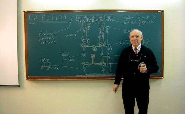 Ciencia y arte sobre las pizarras de la UMU