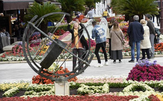 e577a85ad Más de 30 jardines y monumentos florales decoran Murcia por las ...