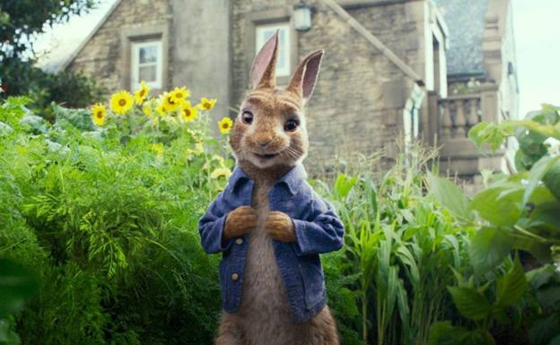 'Peter Rabbit'