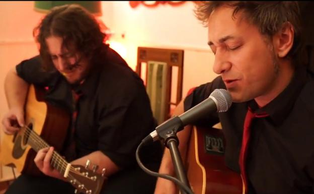 The Cantinas 'Acoustic Duo'