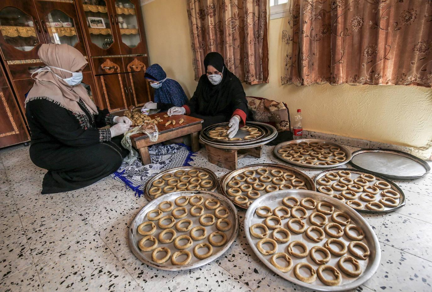 Fotos: Dulces para terminar el Ramadán   La Verdad