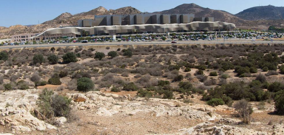 El Ayuntamiento de Cartagena ofrece suelo gratis frente al Hospital Santa Lucía para la Ciudad de la Justicia