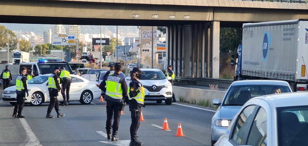 Más controles en las carreteras de la Región este fin de semana para evitar la movilidad
