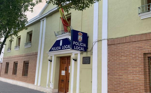 Comisaría de Policía Local de Cieza./C.C.
