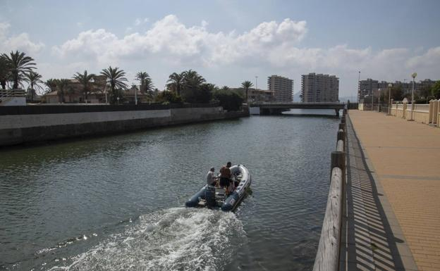 Canal de Marchamalo./Antonio gil/ aGM