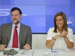 Rajoy Alaba La Fuerza Del Pp Pese A La Brutal Campaña En Su Contra