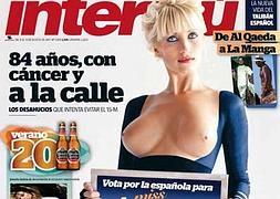 Rakel Carranza Miss Facebook España Desnuda En Interviú La Verdad