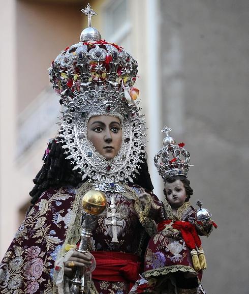 La Virgen De La Fuensanta Volvera A Su Santuario El Proximo Martes